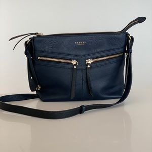 Radley London Women's Blue Handbag / Crossbody